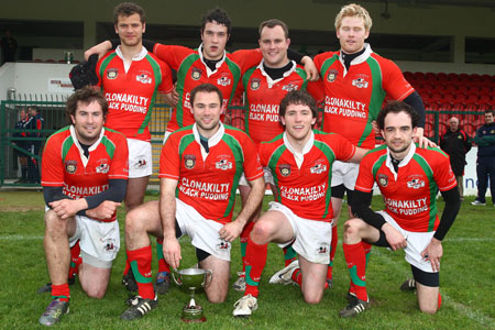 Clonakilty winners of the plate competition
