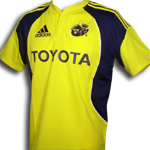 Training Munster Rugby replica jersey