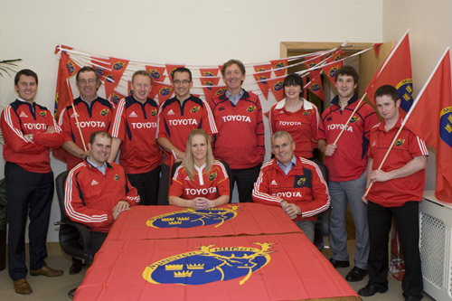 Focus Consulting all behind Munster in Limerick