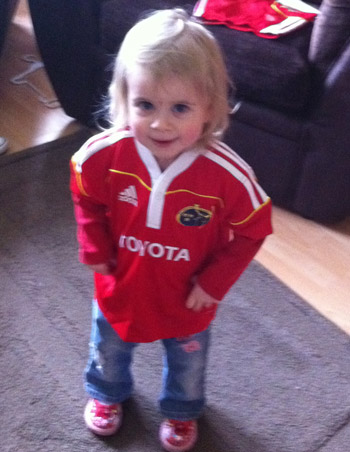 Lilly Parks from Ballina, Co. Tipperary