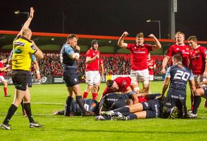 Munster v Cardiff Blues