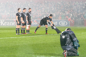 Munster v Maori All Blacks