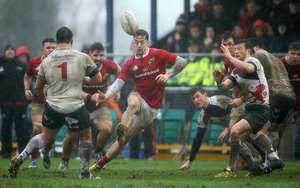 B&I Cup: Munster A V London Scottish 23.01.16