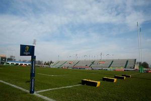 The Stadio Monigo hosted yesterday's Champions Cup action.