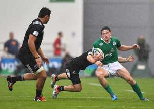 Historic Wins For Ireland