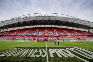 Thomond Park ready for the return of Guinness PRO12 action.