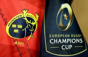 In memory of Axel, the Munster European jersey will carry his name under the crest in each Champions Cup game this season.