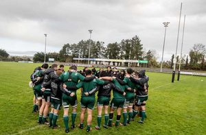 Garryowen FC was the first port of call for the Maori All Blacks last week as they began preparations for the clash with Munster.