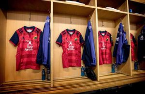Munster carried the logo of Snap Parcel on Saturday's matchday jersey. The company were Bank of Ireland's Sponsor for a Day winners.