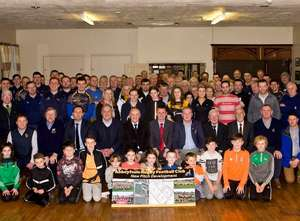 Abbeyfeale RFC Launch Pitch Development