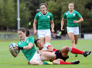 Six Munster Women Named On Ireland 7s Squad For Dublin