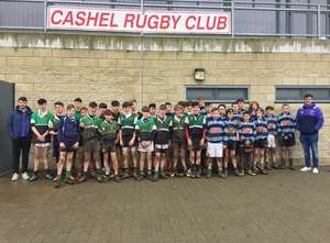 Arnold and McCarthy on hand as M&S Emerging Schools programme continues in Clare & Tipp