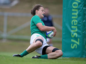 Ireland Women's 7s Finish Bowl Runners Up