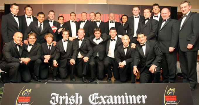 Munster Rugby Awards 2008