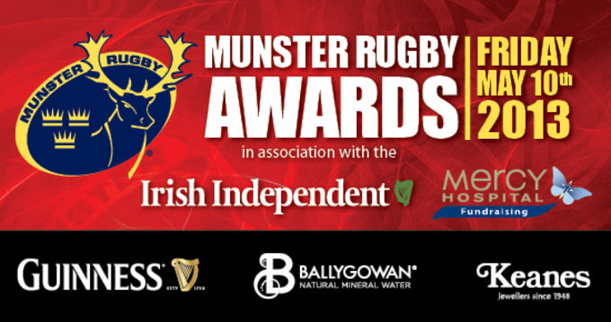 The 2013 Munster Rugby Awards