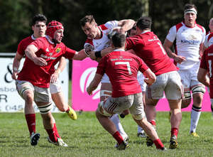 Video & Pics: Munster A v Ulster A