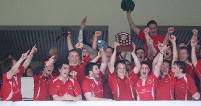 CIT, Winners of the Irish Colleges Divison 2 Title