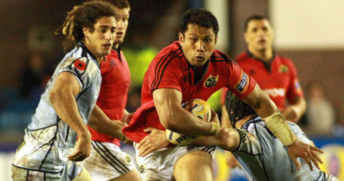 Former Cardiff Blue Casey Laulala scored a late winning try in last season's clash