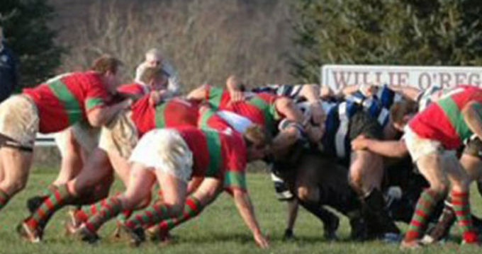 Clonakilty RFC in action