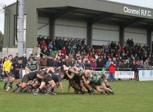 Half-Time Report: Munster Junior League
