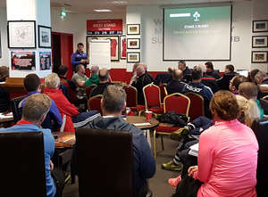 Big Turnout At Limerick Coaching Course