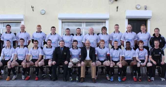 Cobh Pirates Squad