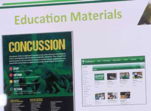 Concussion Awareness Workshops