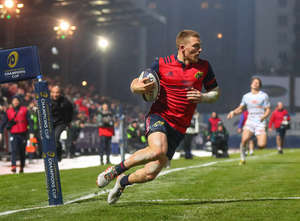 VIDEO & PICS: Munster v Racing 92
