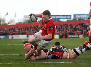 Bonus Point Bagged In Cork