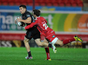 Scene Is Set For Scarlets Showdown