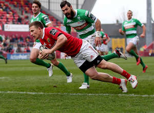 Munster Topple Treviso In Claiming Top Spot