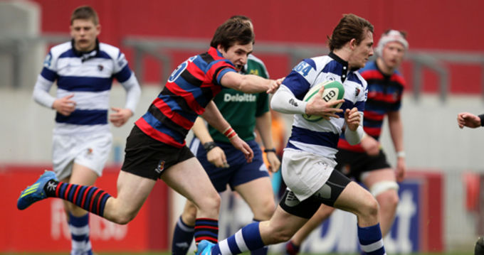 Cormac O'Donnell from St. Munchin's College named on the Ireland Schools Squad