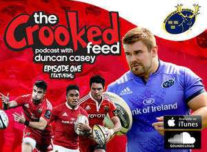 PODCAST: 'The Crooked Feed' With Duncan Casey