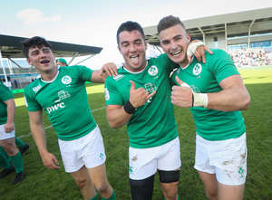 Video: Ireland U20s Final Bound