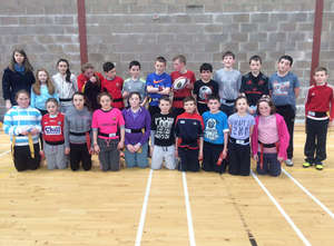 Play Rugby At Dunmanway National Schools
