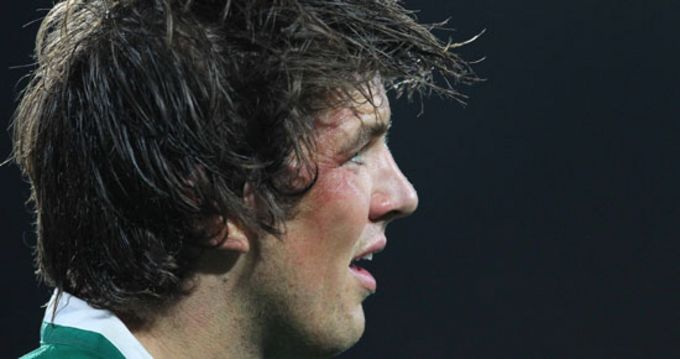 Munster's Donncha O'Callaghan