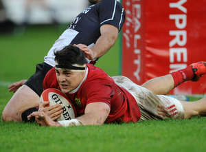 Bonus Point Win For Munster A