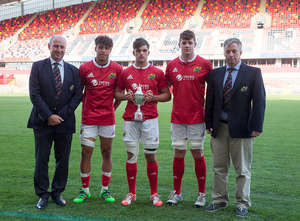 Munster Take On Leinster For Dudley Cup