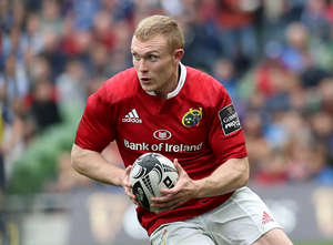 Keith Earls To Attend Disciplinary Hearing