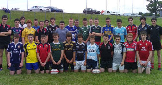 East Munster Regional Development Squad 2011