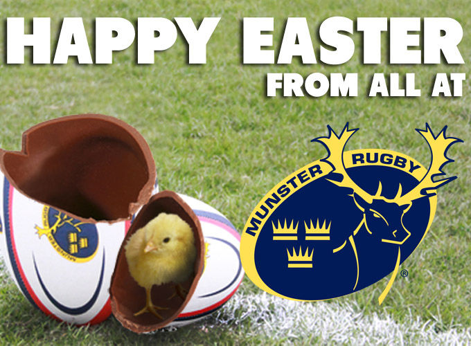 Wishing you all a very happy Easter weekend