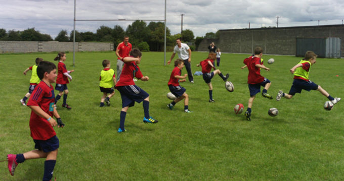 Munster Easter Camps