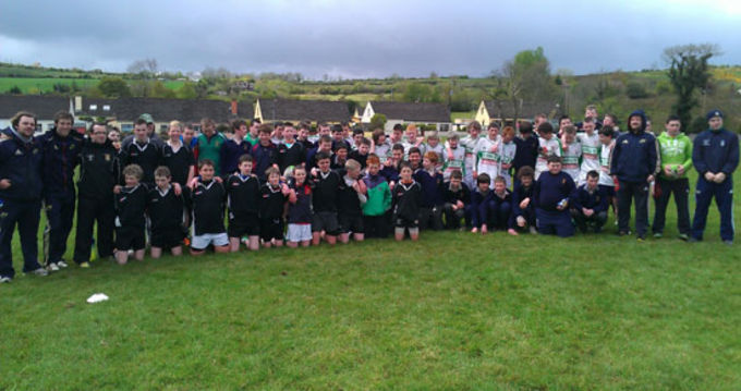 Participants of the U14 Schools Blitz