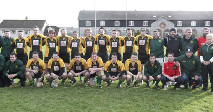 Fermoy RFC Squad and Coaching Staff