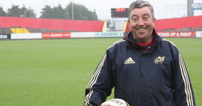 Finny O'Regan, Community Rugby Officer, Munster Rugby