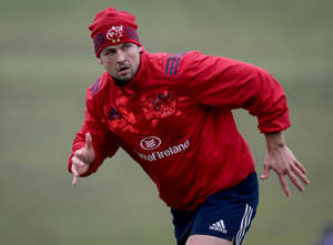 Foley To Lead Strong Munster A Side
