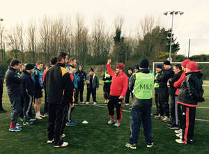 Foundation Course At Waterford City RFC