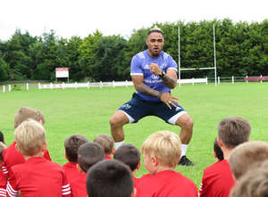 In Pics: Munster Players Visit Castleisland & Midleton Summer Camps