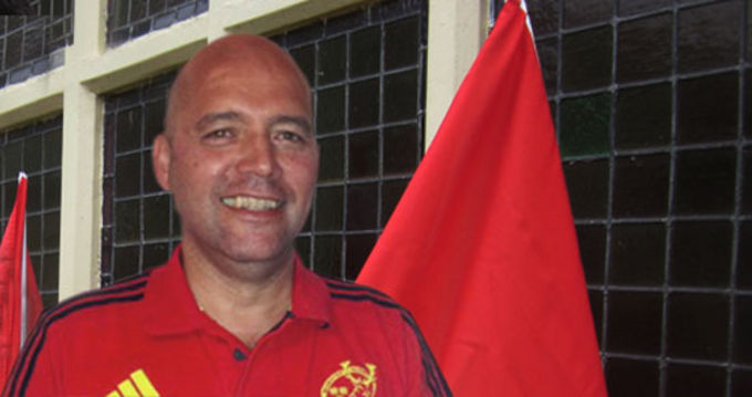Gary Collins, Munster U19 Representative Team Manager