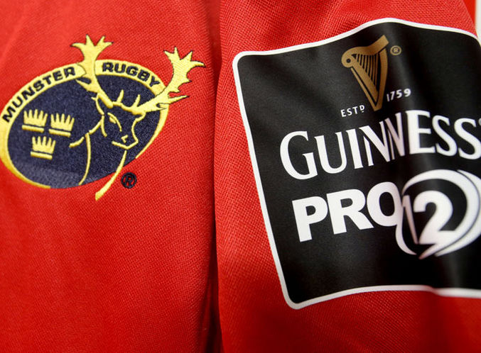 Munster's PRO12 Fixtures Update
